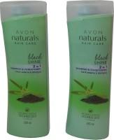 Avon Naturals Hair Care 2 in 1 Shampoo & Conditoner (Set of 2)(400 ml)