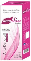 Ketoscalp Anti-Dandruff Shampoo(100 ml) - Price 125 28 % Off