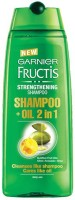 Garnier Fructis Strengthening Shampoo + Oil 2 in 1(340 ml)