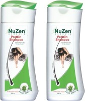 Nuzen Herbal Shampoo(400 ml)