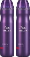 Wella Professionals Refresh Refreshing Shampoo (Set Of 2)(500 ml)