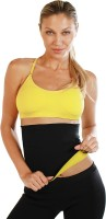 Golddust QUA3 Neotex Smart fabic Hot Shaper Slimming Belt(Black)