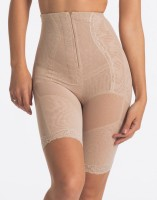 PrettySecrets Nude Super Slimming Hip & Thigh Shaper Women's Shapewear