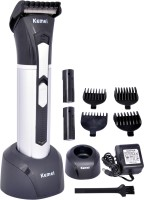 Kemei km-3007 a Cordless Grooming Kit for Men - 80 minutes run time(Multicolor)