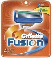Gillette Fusion Replacement Cartridges - 4