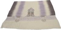 Sofias Pashmina Embroidered Women's Shawl(Brown)