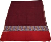Sofias Pashmina Embroidered Women's Shawl(Red, Maroon)