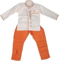 Hey Baby Self Design Sherwani