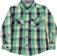 Allen Solly Junior Boys Casual Shirt