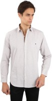 EdenElliot Mens Solid Casual Brown Shirt