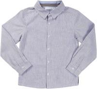 ShopperTree Boys Striped Casual Multicolor Shirt