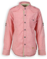 Lilliput Boy's Striped Casual Shirt