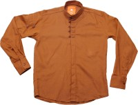 Little Man Boys Solid Casual NA Shirt