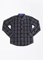 Gini & Jony Boys Checkered Casual Multicolor Shirt