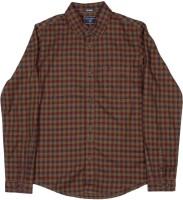 Indian Terrain Boys Casual Blue, Maroon, Brown Shirt