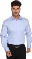 Blacksmith Mens Solid Formal Blue, Light Blue Shirt