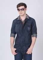 People Mens Casual Shirt