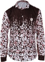Finery Boys Printed Casual Multicolor Shirt