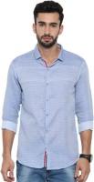 Showoff Men's Printed Casual Slim Collar Shirt