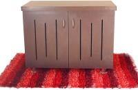 Furnicity Engineered Wood Shoe Rack(2 Shelves)