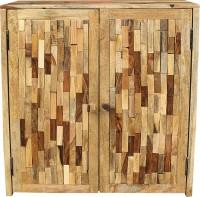 InLiving Solid Wood Shoe Rack