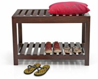 Urban Ladder Solid Wood Shoe Rack