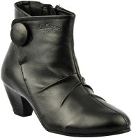 Lee Cooper Women Boots For Women(Black)