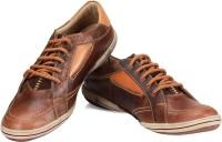 TZARO Titan Corporate Casuals For Men(Tan, Brown)