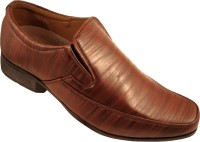 Action Synergy Fashion Line Pn9909 Slip On Shoes For Men(Brown)