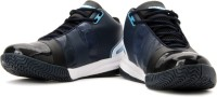 Sparx SM-168 Mid Ankle Sneakers For Men(Blue, White, Navy)