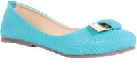 Adorn A3-22280 TURQUISE Bellies For Women(Blue)