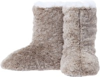 Dearfoams Boots For Women(Brown)