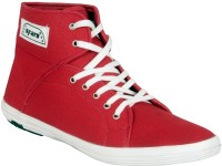 Ztoez Red Boots For Men(Red)