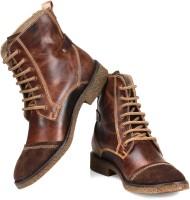 TZARO Boss Boots For Men(Brown)