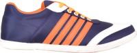 Ajay Footwear Sneakers(Orange)