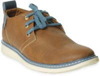 TEN Elegant and Charming Casual Shoes For Men(Tan)