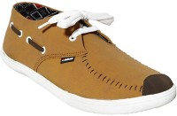 Footfad Casuals For Men(Tan)