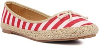 Kz Classics Ladies Footwear Bellies For Women(Red)