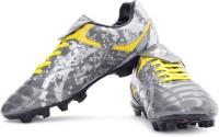 NIVIA Spark Football Shoes For Men(Black, Grey, Yellow)