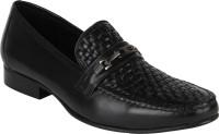 ESTD. 1977 4811_BLACK Slip On Shoes For Men(Black)