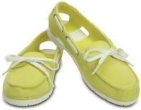 CROCS Boat Shoes For Women(Green)
