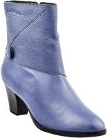 Lee Cooper Women Boots For Women(Blue)