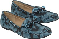 iLO Stylish Loafers For Women(Blue)