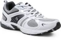 Action Dotcom NS55 Running Shoes For Men(White, Grey, Black)