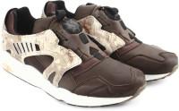 Puma Trinomic Disc Camo Sneakers(Brown)