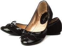 Vero Couture Classic Black Bellies For Women(Black)