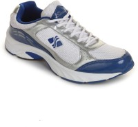 Siera 312151-123 Running Shoes For Men(White, Blue, Black)
