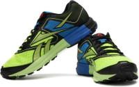 Reebok One Cushion Running Shoes For Men(Black, Green, Blue)