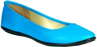 Stylar Katrina Bellies For Women(Blue)