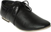 TEN Simple and Elegant Corporate Casuals For Men(Black)